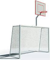 Минифутбольные ворота со щитом без сетки Kidigo