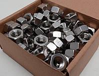 Гайка М16 шестигранная ГОСТ 5927-70, ГОСТ 5915-70, DIN 934 из нержавеющей стали