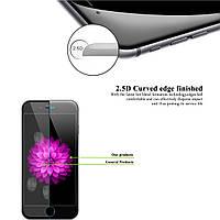 Защитное стекло Rock 3D Full Coverage с изогнутыми краями для iPhone 6/6S Plus (кольцо для камеры)