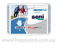 Подгузники для взрослых SENI ACTIVE  Medium (2) 10шт.