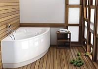 Ванна акриловая угловая Aquaform HELOS COMFORT 148х98 R