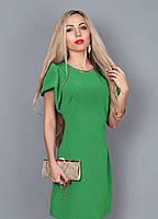 Молодежное женское платье с украшением 239-10