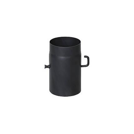 Шибер для дымохода (2ММ) Ø130, фото 2