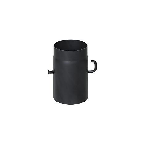 Шибер для дымохода (2мм) Ø150