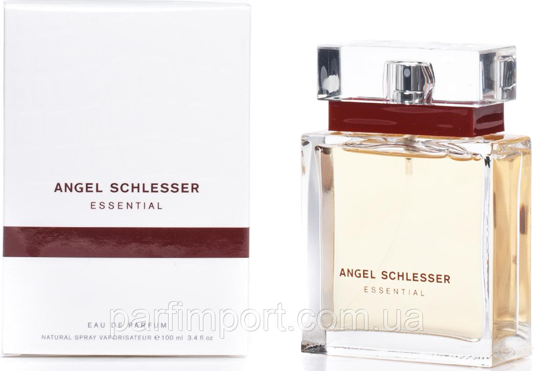 Angel Schlesser Essential Woman EDP 100 ml Парфюмированная вода (оригинал подлинник  Испания)