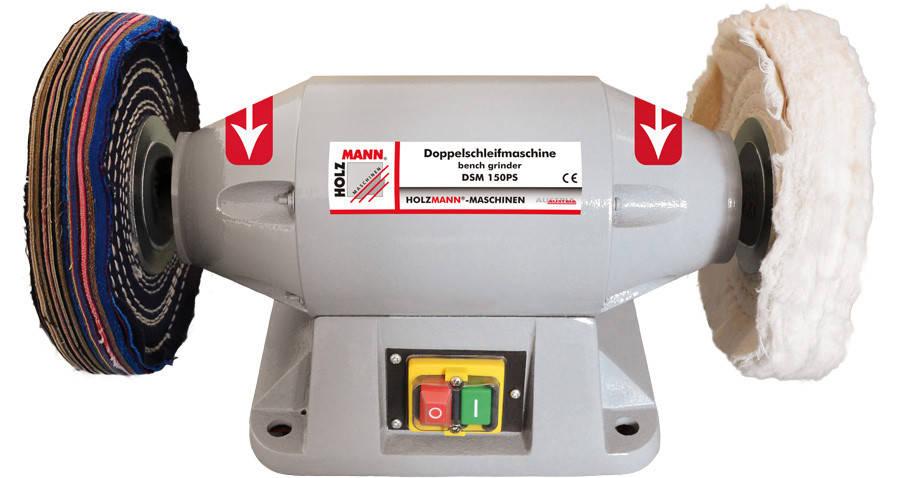 Станок шлифовальный (полировщик) DSM 150PS