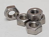 Гайка М36 шестигранная ГОСТ 5927-70, ГОСТ 5915-70, DIN 934 из нержавеющей стали