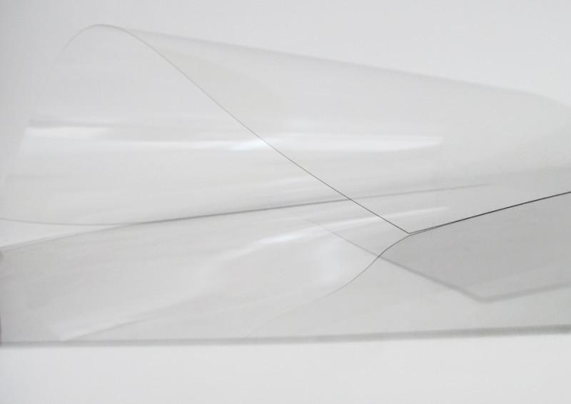 Пленка ПВХ прозрачная