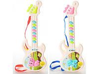 Музыкальная игрушка Гитара 688, 2 цвета