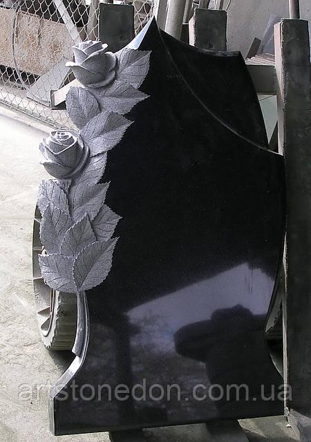 Памятник гранитный Розы