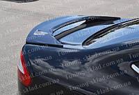 Спойлер Ford Mondeo 4 седан (спойлер на крышку багажника Форд Мондео 4)