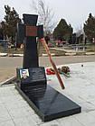 Крест из гранита № 110, фото 2