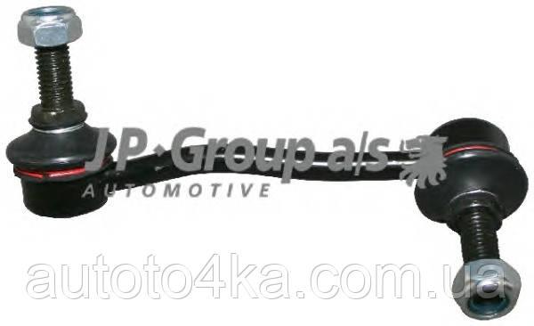 Стойка стабилизатора переднего левая JP Group 1140403370
