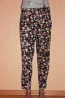 Женские легкие летние штаны галифе по супер цене, модные, стильные, красивые р.48-52