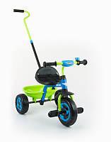 Велосипед Turbo ТМ Milly Mally (синий с зеленым)