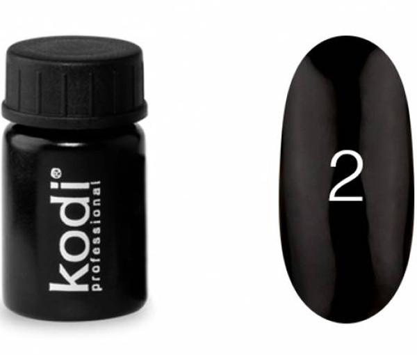 Гель краска Kodi Professional №02