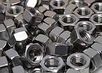 Гайка М8 шестигранная ГОСТ 5927-70, ГОСТ 5915-70, DIN 934 из нержавеющей стали, фото 1