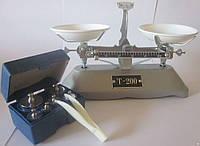 Весы для сыпучих материалов Т-200 (до 210г)