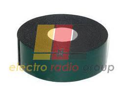Скотч двустороний 3М длина 25м,ширина 4 мм полиуритановый зеленый