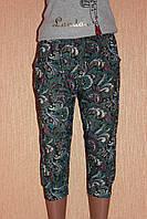 Женские легкие летние бриджи галифе по супер цене, модные, стильные, 42-48