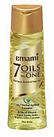 Масло для поврежденных волос 7 в 1 ТМ Emami 50 мл