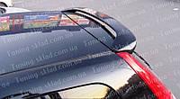 Спойлер Ford Fiesta MK5 (спойлер на заднюю дверь Форд Фиеста 5)