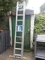 Лестница-стремянка 3х10 КРОК, алюминиевая, фото 5