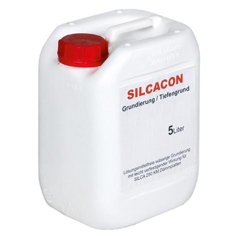 Грунтовка для плит термоизоляционных Silcacon 5л