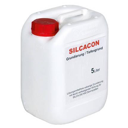 Грунтовка для плит термоизоляционных Silcacon 5л, фото 2