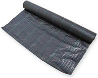 Агроткань чёрная 100 г/м2 AGROJUTEX 100м (шир 3,3м), фото 1