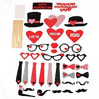 Фотобутафория День Святого Валентина