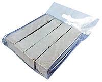 Мелки белые ЛЮКС КОЛОР (4 шт) квадратные, мягкие