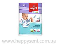 Детские нагрудники BELLA BABY HAPPY LUNCH 5шт.