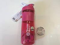 Шейкер BlenderBottle SPORTMIXER 28oz (700гр) розовый, фото 1