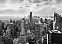 Фотообои бумажные на стену 368х254 см 8 листов: Величественный Нью Йорк. Komar 8-323