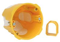 Новая коробка увеличенной глубины для гипсокартона.