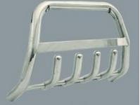 Кенгурин (защита переднего бампера) Ford Connect 2006-2009