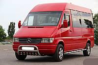 Кенгурин (защита переднего бампера) Mercedes Sprinter 901