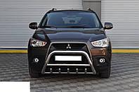 Кенгурин (защита переднего бампера) Mitsubishi ASX