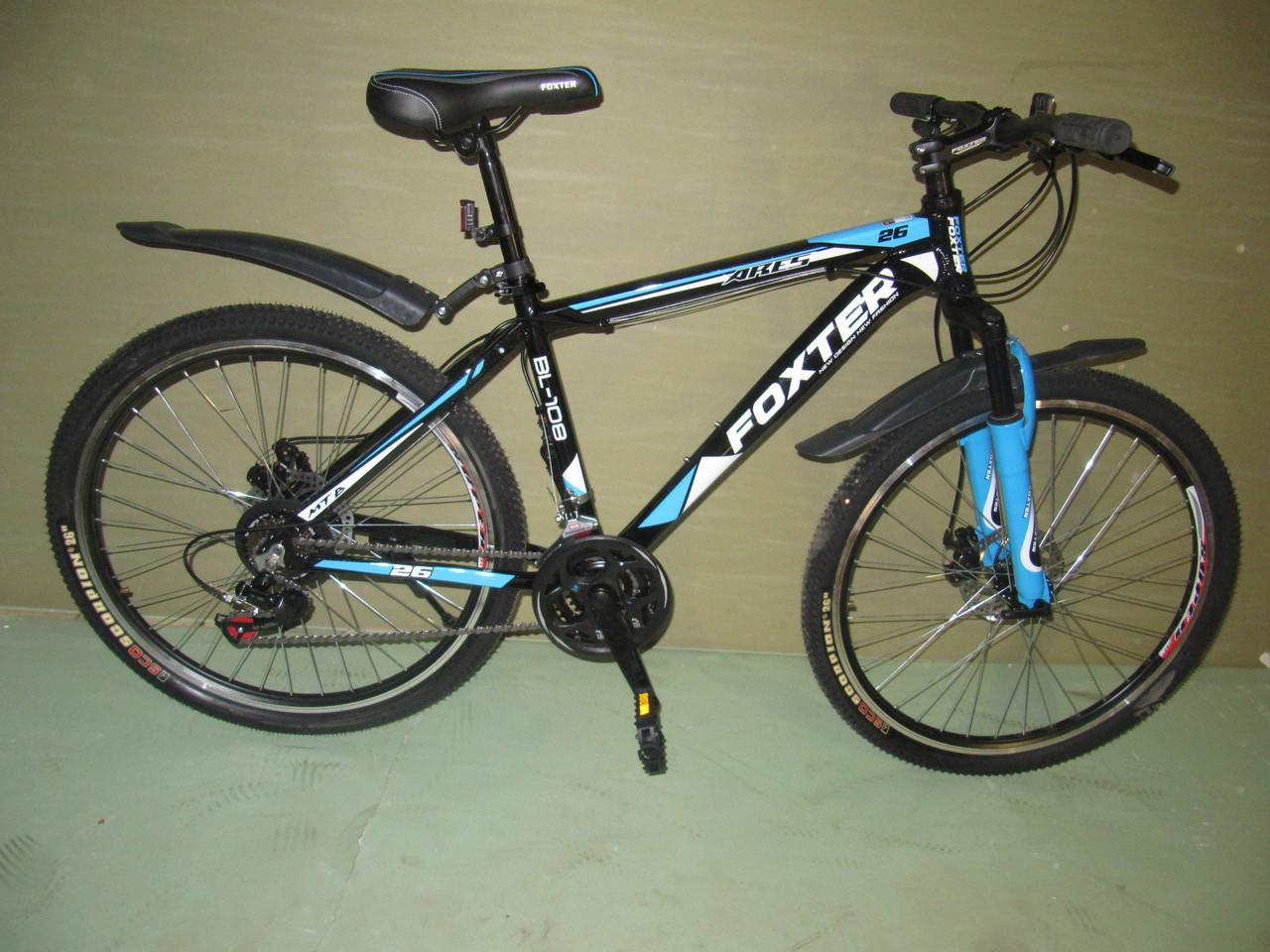 """Велосипед 26"""" горный FOXTER Ares"""