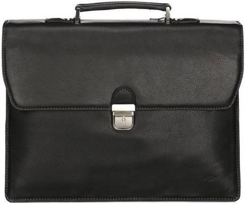 Мужской качественный кожаный портфель KATANA k69130-1