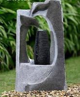 Фонтан декоративный Engard Каменная абстракция 44,5х30х86,5 см