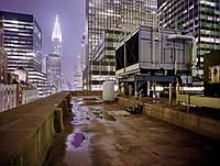 Фотообои бумажные на стену 368х254 см 8 листов: На вершине NY. Komar 8-732