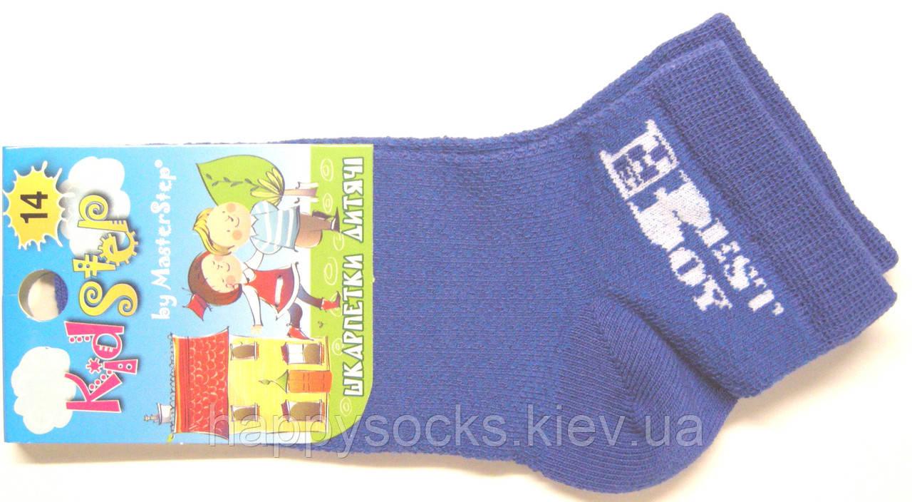 Носки в сетку для маленьких цветные синие