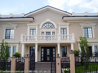 Балясины из бетона Харьков | Балюстрада в Харьковской области 1