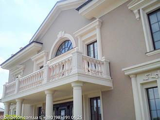 Балясины из бетона Харьков | Балюстрада в Харьковской области 3