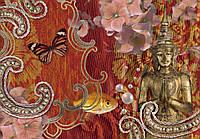 Фотообои бумажные на стену 368х254 см 8 листов: Винтаж. Komar 8-890