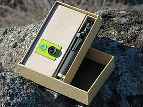 Набор Видеокамера Xiaomi Yi Sport Green + Монопод Yi, фото 3