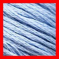Нитки мулине DMC для вышивания, цвет 157
