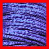 Нитки мулине DMC для вышивания, цвет 3838